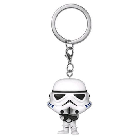 Star Wars - Stormtrooper Pocket Pop! Keychain