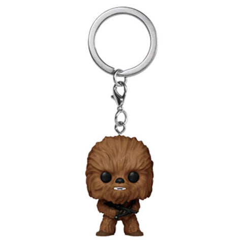 Star Wars - Chewbacca Pocket Pop! Keychain