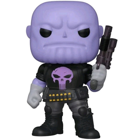 "Marvel - Punisher Thanos 6"" US Exclusive Pop! Vinyl"