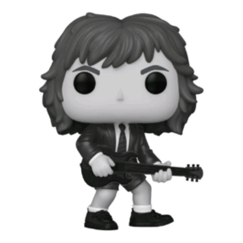 AC/DC - Back in Black Black & White US Exclusive Pop! Album