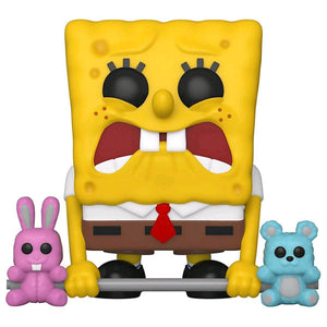 SpongeBob SquarePants - SpongeBob Weightlifter US Exclusive Pop! Vinyl