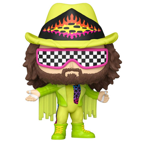 WWE - Macho Man Green US Exclusive Pop! Vinyl
