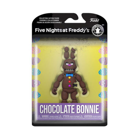 Five Nights at Freddy's - Bonnie Chocolate Action Figure