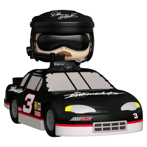 NASCAR - Dale Earnhardt Sr with Car US Exclusive Pop! Ride