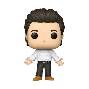 Seinfeld - Jerry with Puffy Shirt Pop! Vinyl