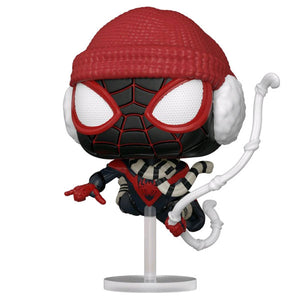 Spider-Man: Miles Morales - Winter Suit Pop! Vinyl