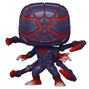 Spider-Man: Miles Morales - Programmable Matter Suit Pop! Vinyl