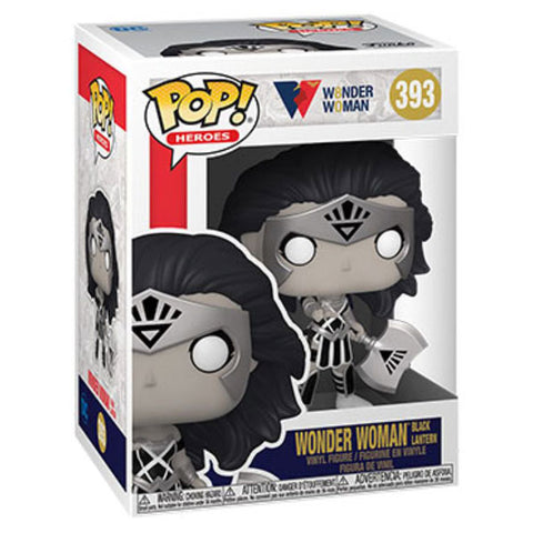 Wonder Woman - Wonder Woman Black Lantern 80th Anniversary US Exclusive Pop! Vinyl