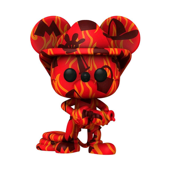 Mickey Mouse - Firefighter (Artist) US Exclusive Pop! Vinyl