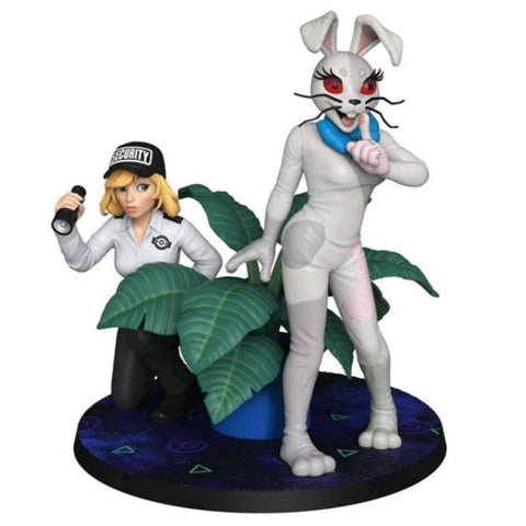 "Five Nights at Freddy's: Security Breach - Vanny & Vanessa 12"" Vinyl Statue"