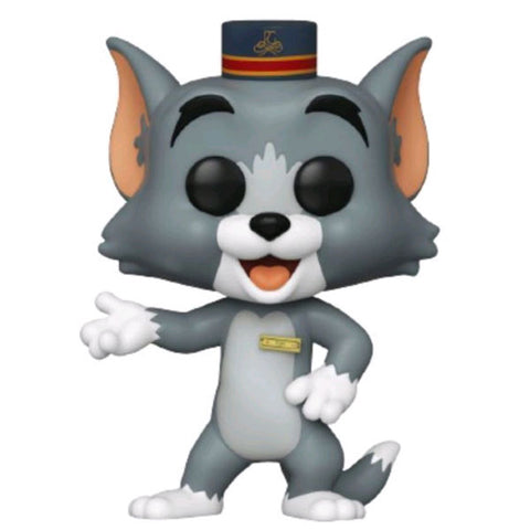 Tom and Jerry (2021) - Tom with Hat Pop! Vinyl