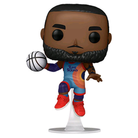 Space Jam 2: A New Legacy - LeBron James Jumping Pop! Vinyl