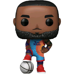 Space Jam 2: A New Legacy - LeBron James Pose US Exclusive Pop! Vinyl