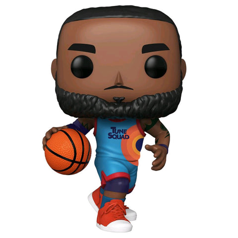 "Space Jam 2: A New Legacy - LeBron James US Exclusive 10"" Pop! Vinyl"