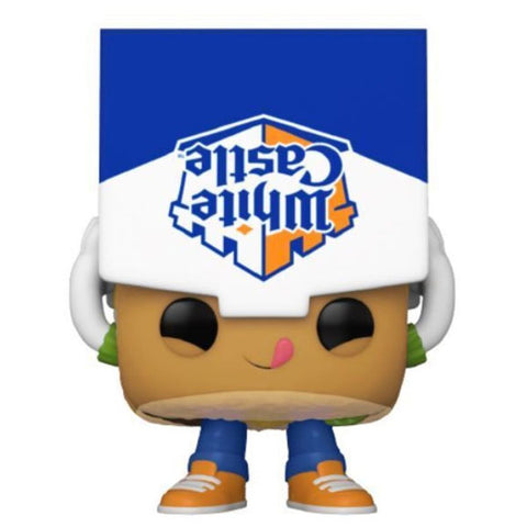 Image of White Castle - Slider Pop! Vinyl