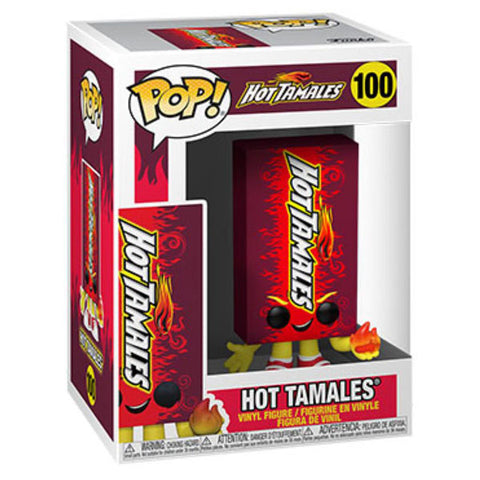 Hot Tamales - Hot Tamales Candy Pop! Vinyl