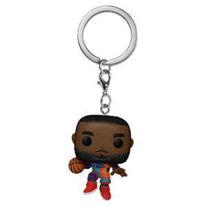Space Jam 2: A New Legacy - LeBron James Pocket Pop! Keychain