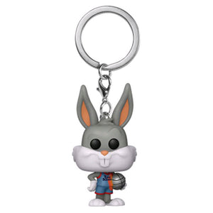 Space Jam 2: A New Legacy - Bugs Bunny Pocket Pop! Keychain
