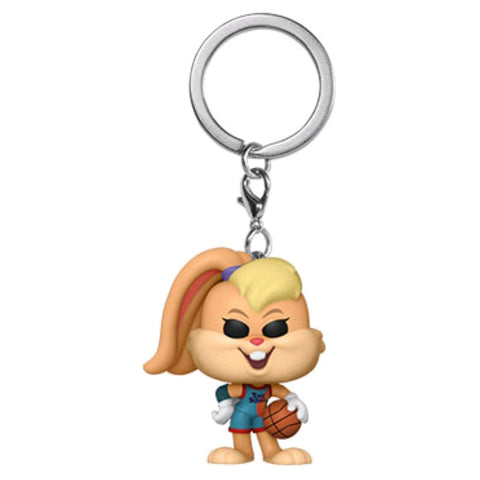 Space Jam 2: A New Legacy - Lola Bunny Pocket Pop! Keychain