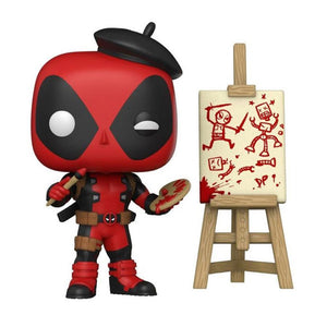 Deadpool - Deadpool Artist US Exclusive Pop! Vinyl