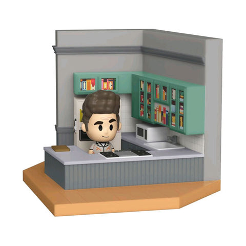 Image of Seinfeld - Kramer Mini Moment Diorama