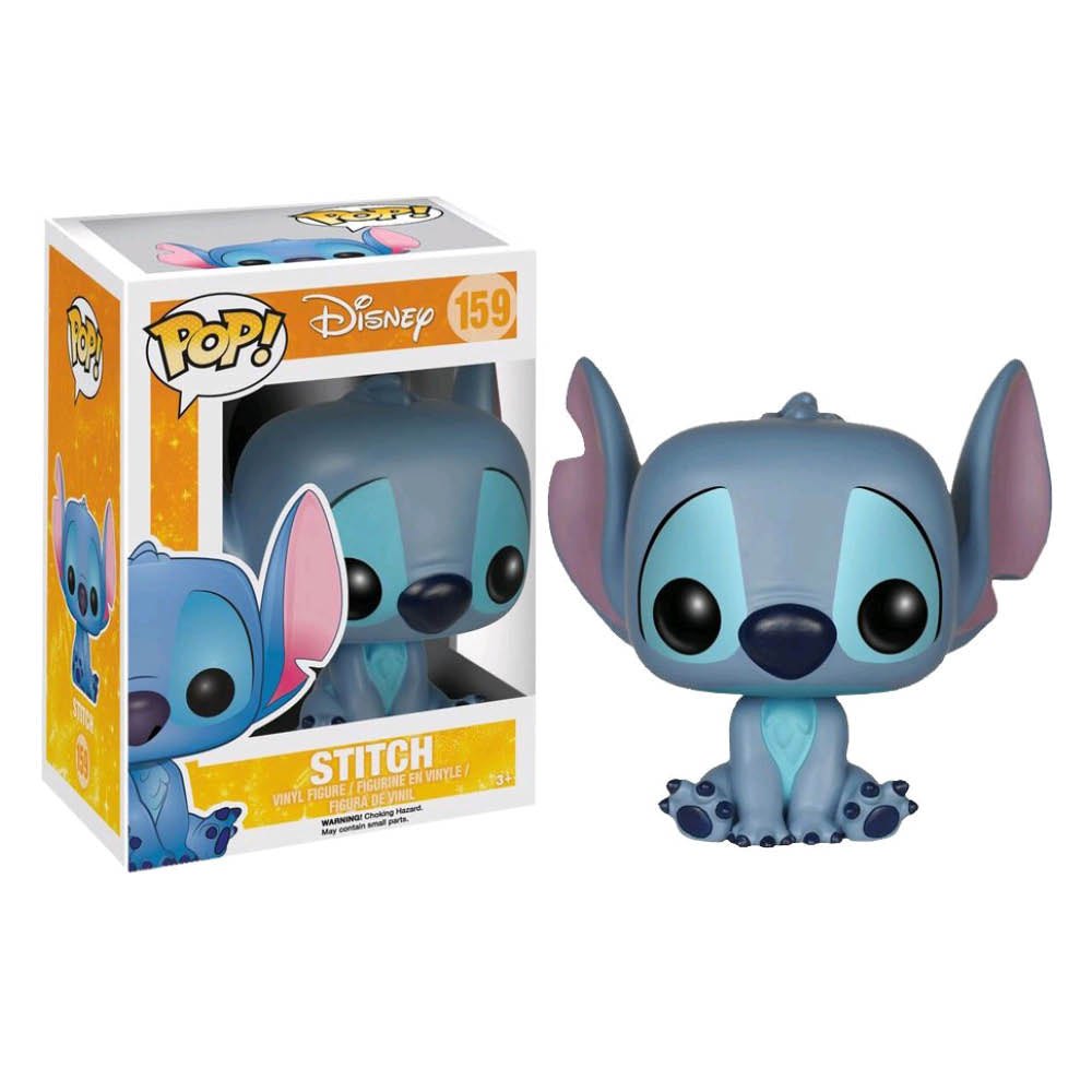 Lilo And Stitch - Stitch Seated Pop! Vinyl