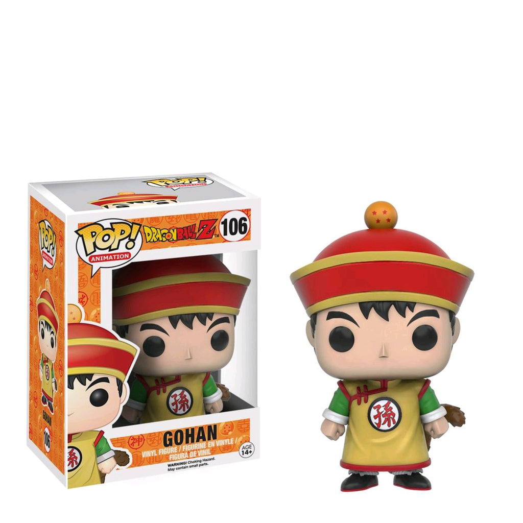 Dragon Ball Z - Gohan Pop! Vinyl