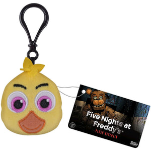 Five Nights at Freddy's - Chica Plush Keychain
