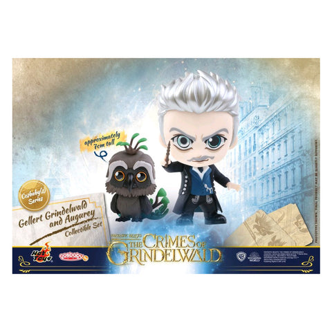 Fantastic Beasts 2: The Crimes of Grindelwald - Grindlewald & Augurey Cosbaby