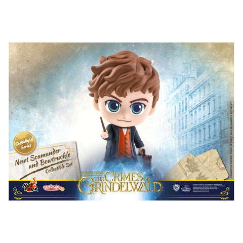 Fantastic Beasts 2: The Crimes of Grindelwald - Newt & Bowtruckle Cosbaby