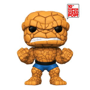 "Fantastic Four - The Thing US Exclusive 10"" Pop! Vinyl [RS]"