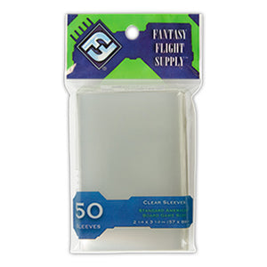 Fantasy Flight Board Game Sleeves Standard American (57mm x 89mm)