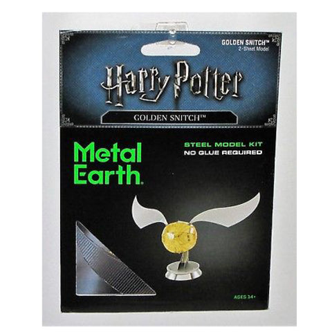 Metal Earth Harry Potter Golden Snitch