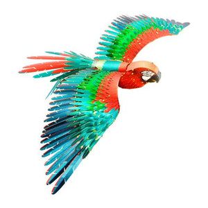 ICONX - Parrot - Jubilee Macaw