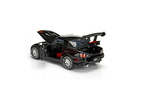 Image of Fast And Furious Johnnys Honda s2000 1/24 Scale