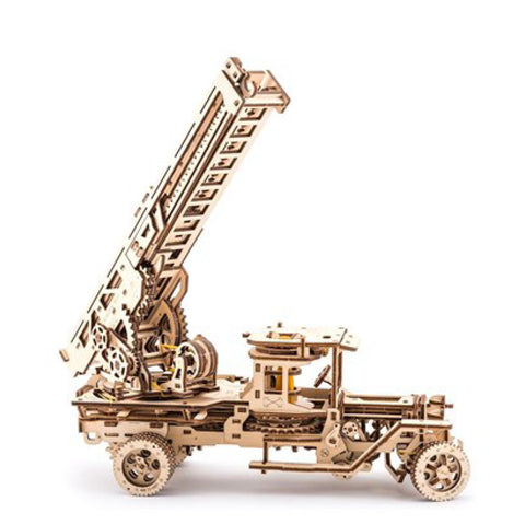 Image of Ugears Fire Truck