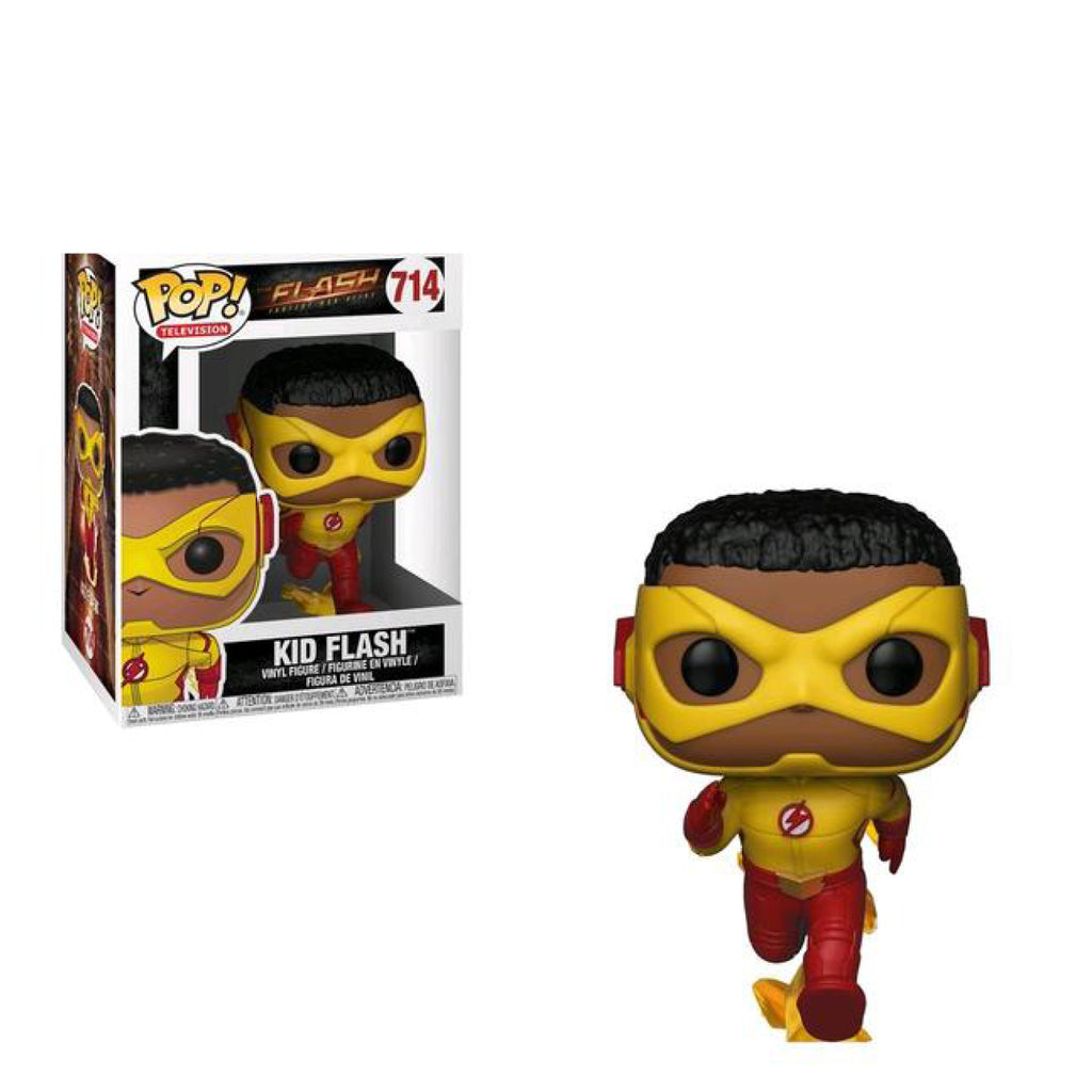 Flash - Kid Flash Pop Vinyl
