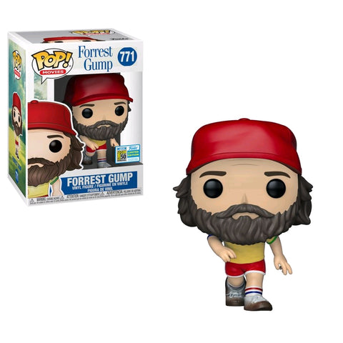 SDCC 2019 - Forrest Gump Running Pop Vinyl
