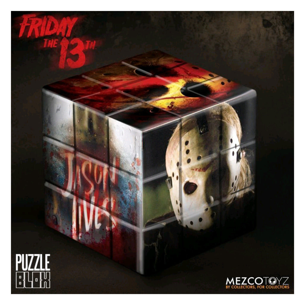 Friday the 13th - Jason Voorhees Puzzle Blox