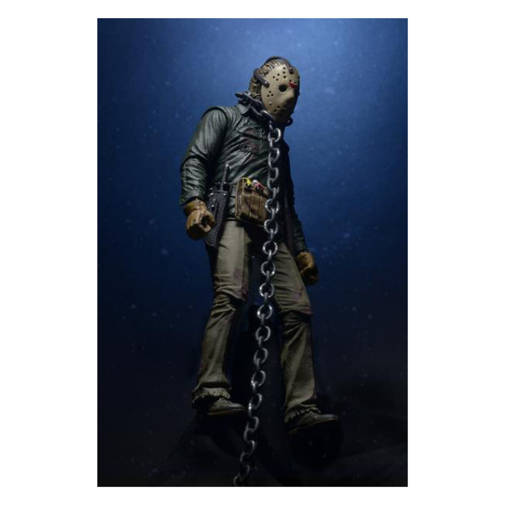 Friday the 13th Part 6 - Ultimate Jason Figure