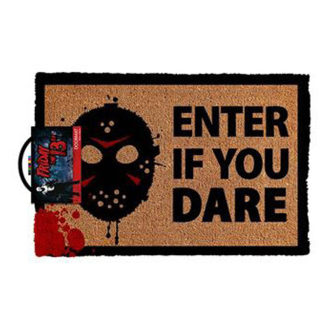 Friday The 13th-Enter if You Dare Doormat