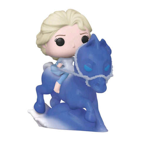 Frozen 2 - Elsa Riding Nokk Pop! Ride