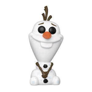 Frozen 2 - Olaf Pop! Keychain
