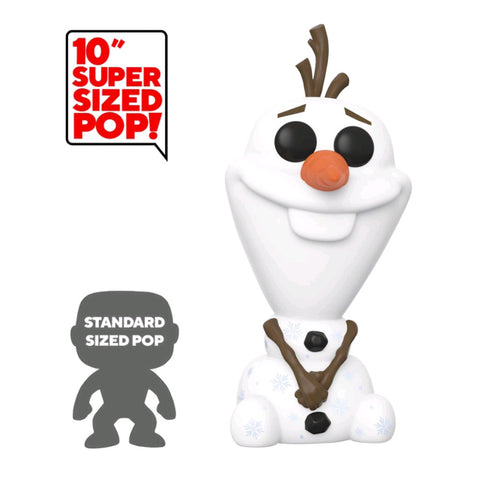 "Frozen 2 - Olaf 10"" Pop Vinyl"