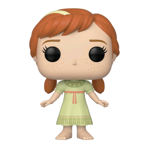 Frozen 2 - Young Anna Pop Vinyl