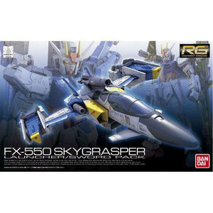 RG 1-144 FX550 SKY GRASPER LAUNCH/SWORD