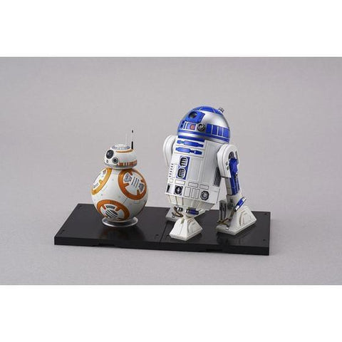 Star Wars 1/12 BB-8 & R2-D2