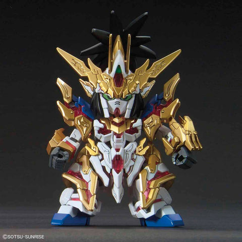 Image of SD LIU BEI UNICORN GUNDAM