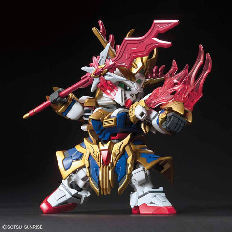 SD ZHANG FEI GOD GUNDAM
