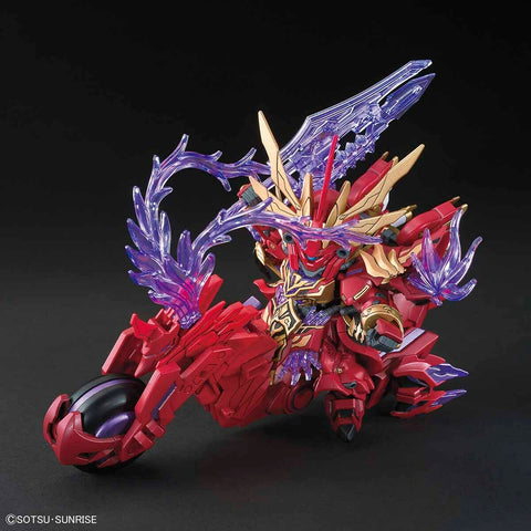 SD Lyu Bu SINANJU & RED HARE